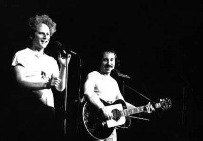 Simon & Garfunkel, juntos por momentos